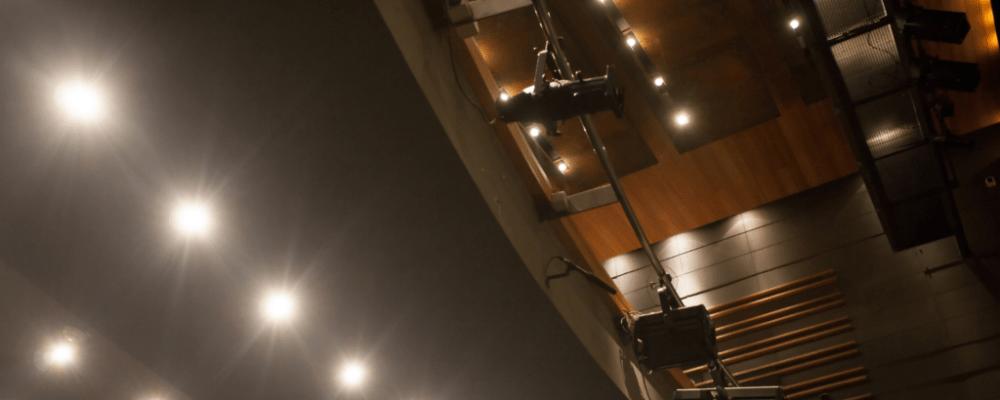Beleuchtung in Versammlungsstätten