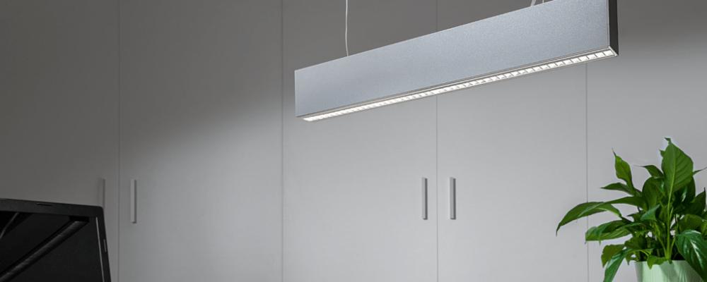 Beleuchtung in Büro- & Besprechungsräume
