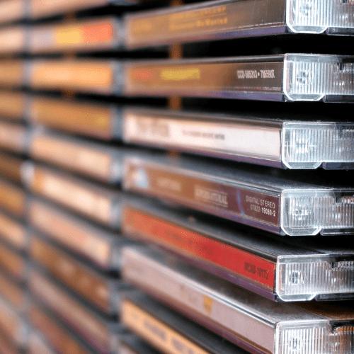 Referenzen CD-Produktionen
