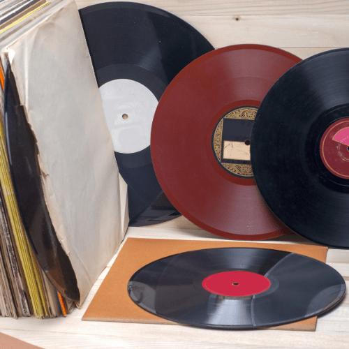 Schallplatten Digitalisierung