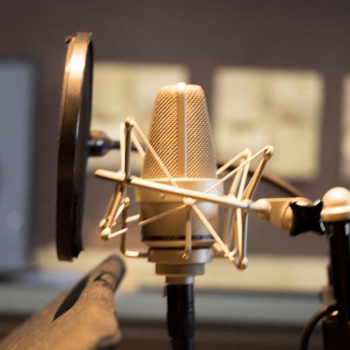 Sprachaufnahmen Hörbuchaufnahmen Tonstudio